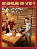 Sound & Vibration July 2011 issue